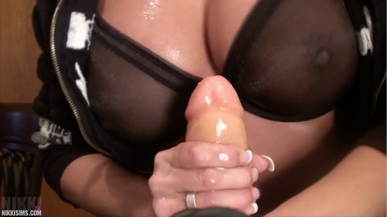 Nikki sims squirting good time